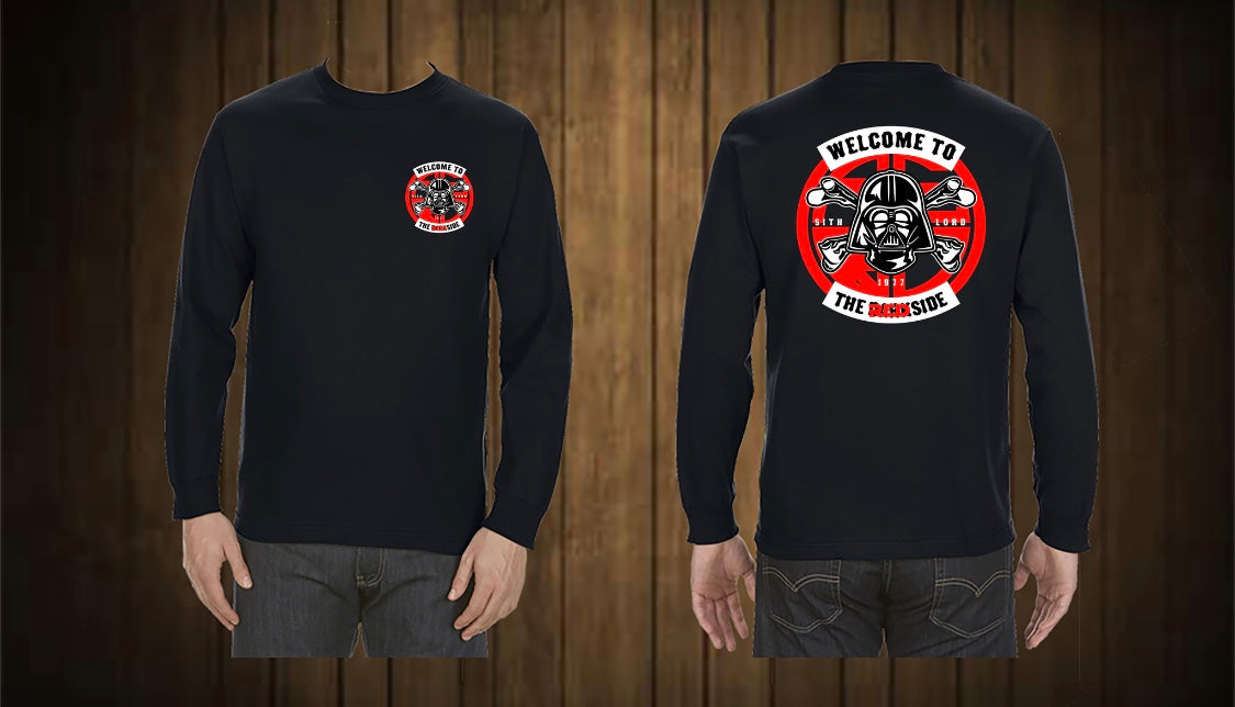 Welcome To The Redside Long Sleeve