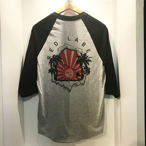 Rising Sun Men's Raglan