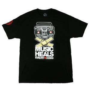Music Heals Everything T-Shirt