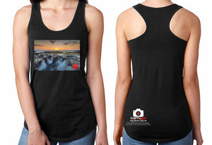 Sunrise Racerback