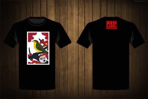 Hanafuda Youth T-Shirts - Red Label Clothing Inc