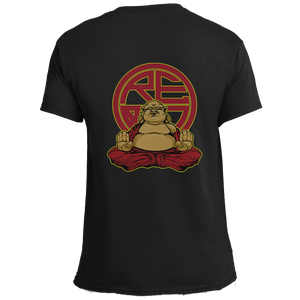 Lucky Buddha Men Tee - Red Label Clothing Inc