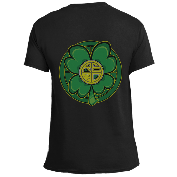 Lucky Clover Mens Tee - Red Label Clothing Inc