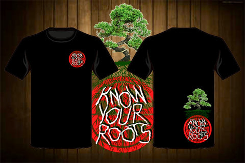 """Know Your Roots"" Men's Tee"