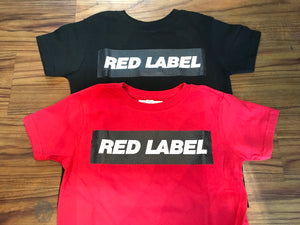 Carbon Fiber Toddler Tee - Red Label Clothing Inc
