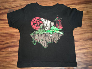 Grass Isn't Greener Tee Toddler Sizes - Red Label Clothing Inc
