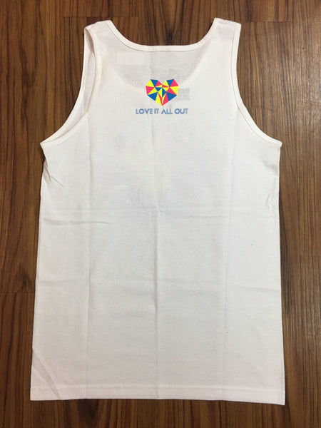 EDC Daisy Men's Tank - Red Label Clothing Inc