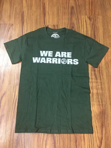 We Are Warriors Men's T-Shirt