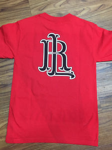 RL Logo Men's T-Shirt RED/BLACK
