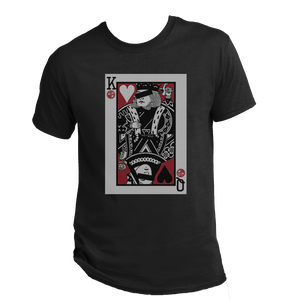 """King of Hearts"" Men's Tee"