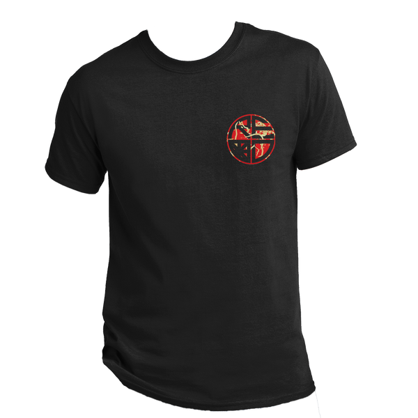 "Classic Logo Men's Tee ""Special Edition"" - Black/LunarNewYear - Red Label Clothing Inc"