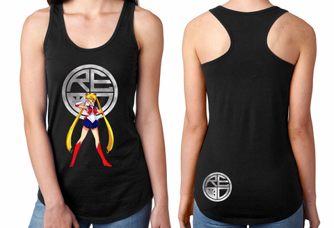 Sailor Moon Racerback