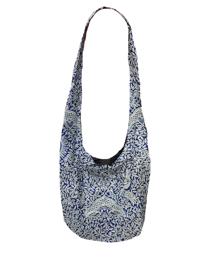 Shoulder Bag -Batik Print