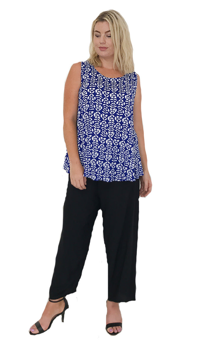 Julie Sleeveless Top