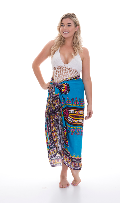 Sarongs - Kenya Print