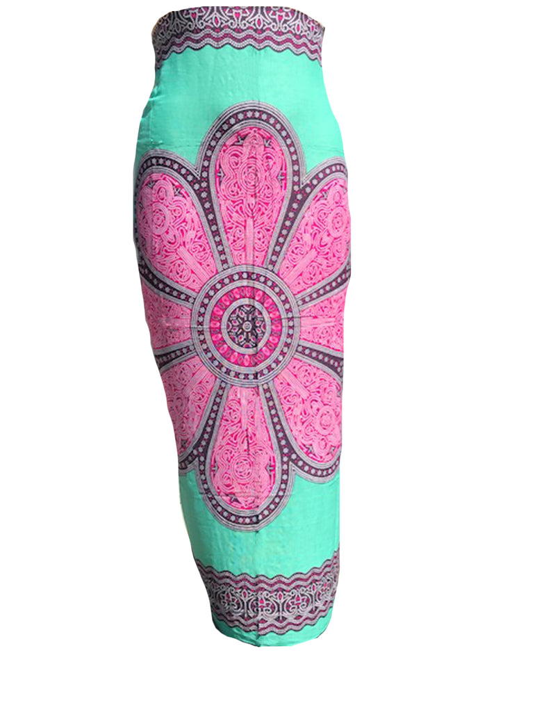 Mandala Flower Colours Sarong