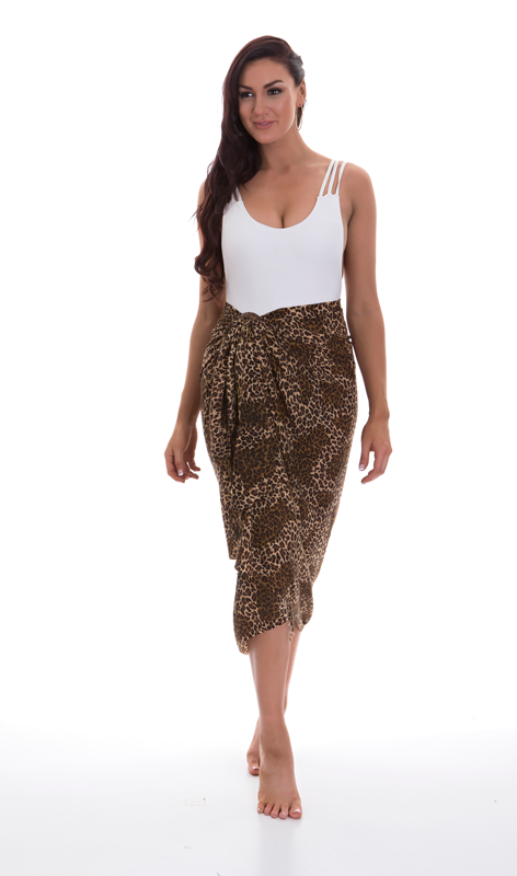 Sarongs - Animal Print