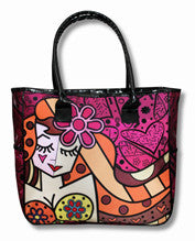 The Kati Lez Collection - Tote Bag 'Pretty Woman'