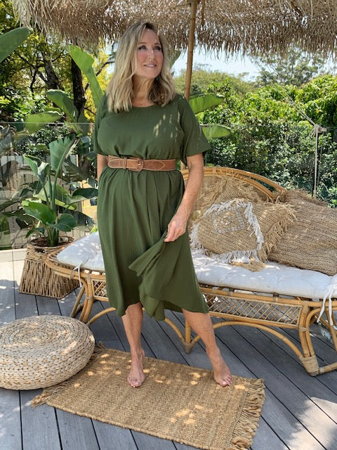 Kelly Sleeve Dress