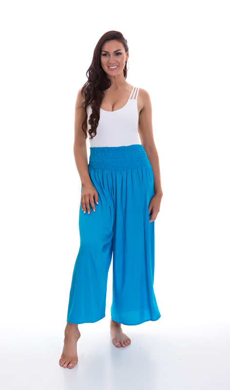 Carla Shirred Pants