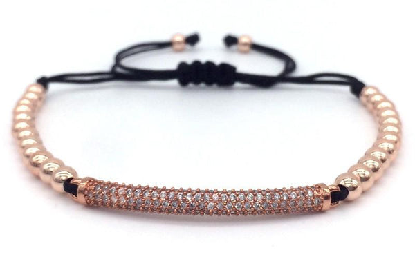Luxoro Bracelet -Rose Gold - Posh Men Club