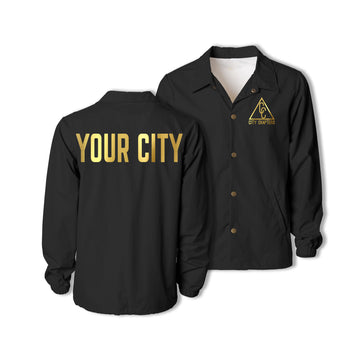 SIGNATURE CITY JACKET - BLACK
