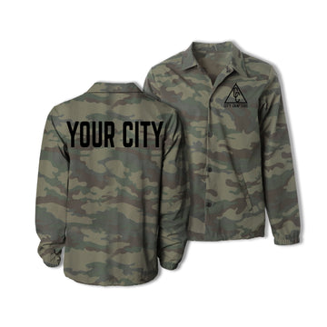 SIGNATURE CITY JACKET - CAMO