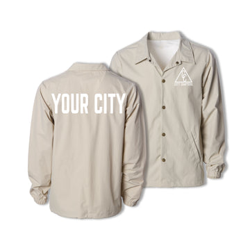 SIGNATURE CITY JACKET - KHAKI