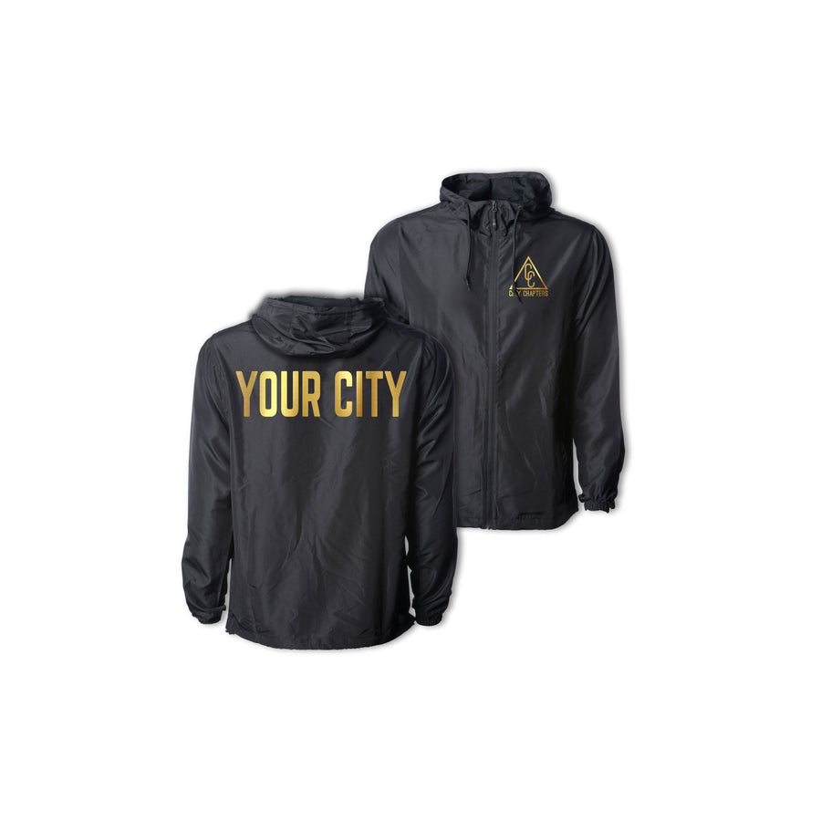YOUTH ULTRALIGHT CITY JACKET - BLACK