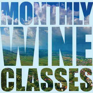 Monthly Wine Classes