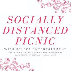 Socially Distanced Picnic