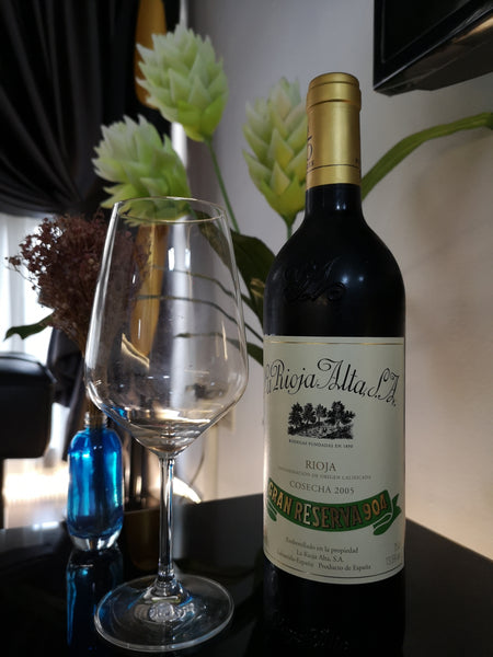 La Rioja Alta 904 Gran Reserva - 2005 Vintage - Limited stocks available