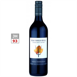 Hay Shed Hill Vineyard Series Shiraz Tempranillo 2014