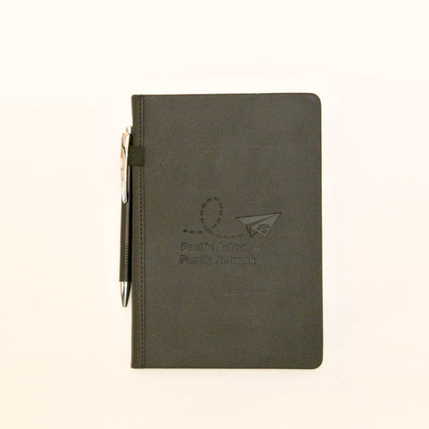 PAFN Embossed Notebook
