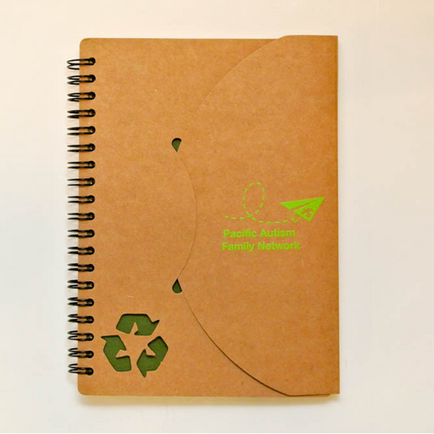 PAFN Spiral Bound Notebook
