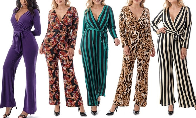 Plus Jumpsuits