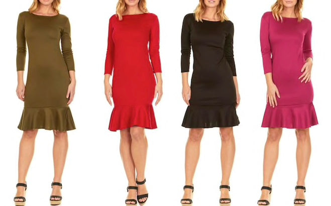 Knee Length Dresses