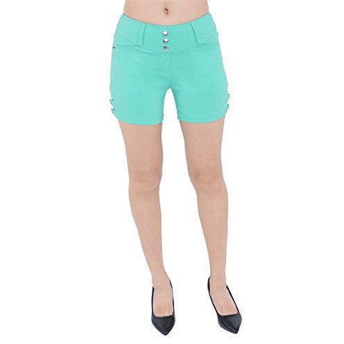 Stretchy Pull-On Comfort Fit Shorts *Plus - MillionDollarGurl.Com