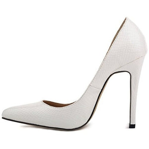 Copy of Close Toe Stiletto Heels - MillionDollarGurl.Com