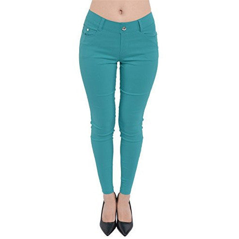 Pull-On Fashion Stylish Jeggings *Plus - MillionDollarGurl.Com