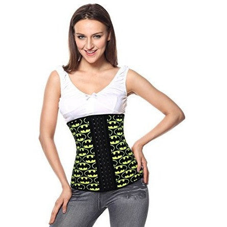 Latex Underbust Waist Training Steel Boned Shapewear Corset *Plus - MillionDollarGurl.Com