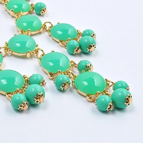 Small Bubble Statement Necklaces - MillionDollarGurl.Com
