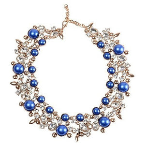 Choker Statement Necklace - MillionDollarGurl.Com