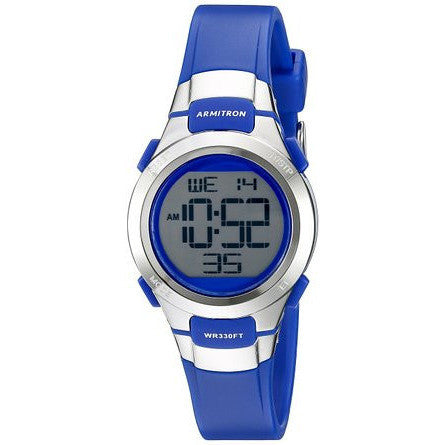 Digital Chronograph Resin Strap 45/7012 Watch - MillionDollarGurl.Com
