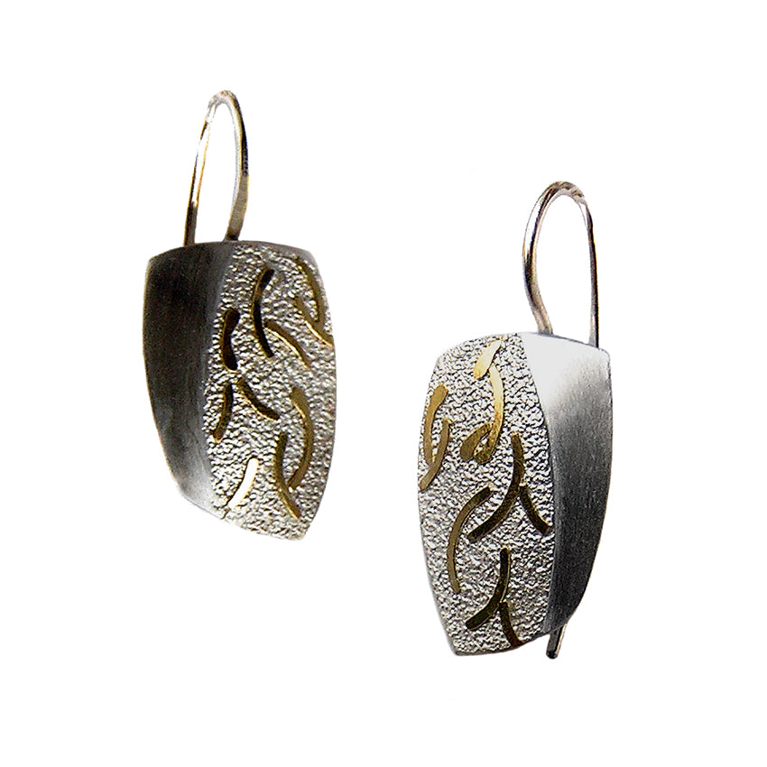 ARABESQUE HOOK EARRINGS