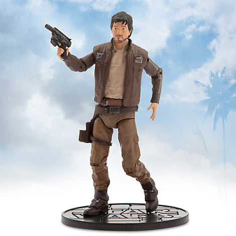 Cassian Andor Elite Series Die-Cast Figure