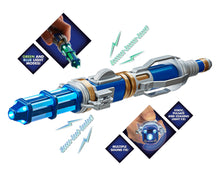 Twelfth Doctor's 2nd blue sonic screwdriver
