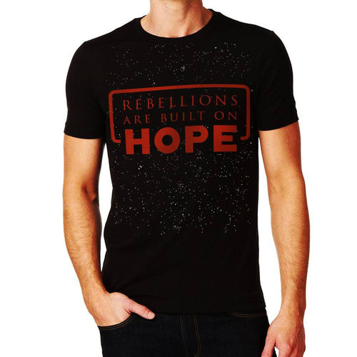 Rebellions Are Built on Hope shirt