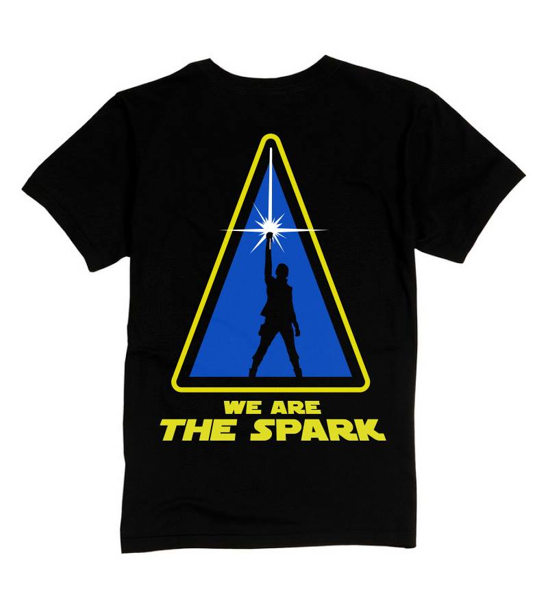 We are the Spark shirt