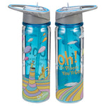 "Dr. Seuss ""Oh the Places You'll Go!"" Tritan water bottle"